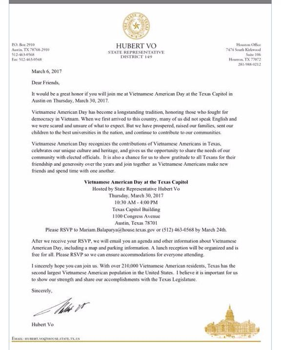 Vietnamese American Community of Austin Texas - News